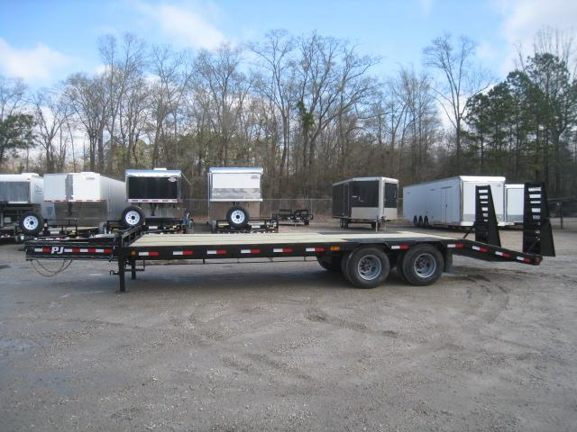 2019 PJ Trailers PL Low Pro 20 +  5 Pintle Equipment Trailer