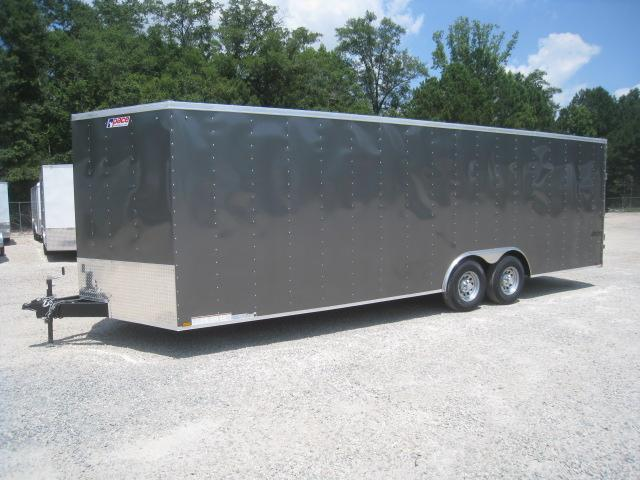 2019 Pace American Journey 8.5x24 Vnose Car / Racing Trailer