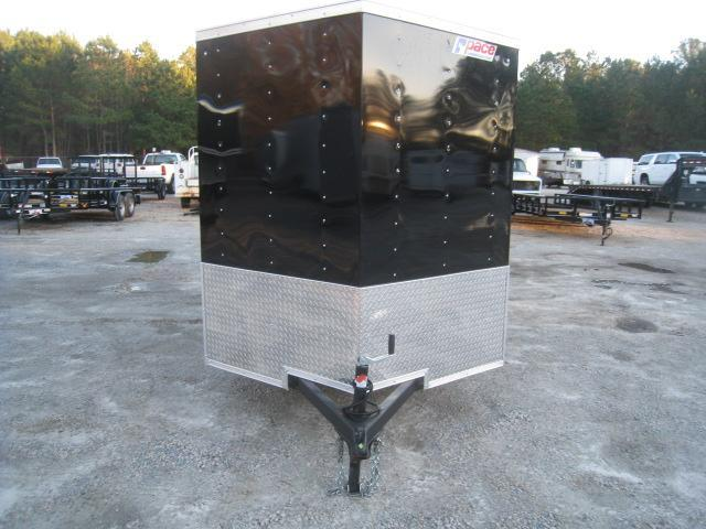 2019 Pace American Journey 6 x 12 Vnose Enclosed Cargo Trailer