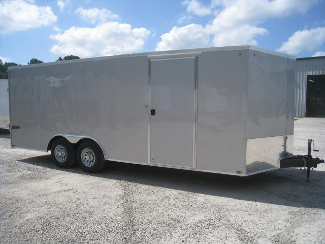 2019 Pace American Journey 8.5x20 Vnose with 5200lb Axles