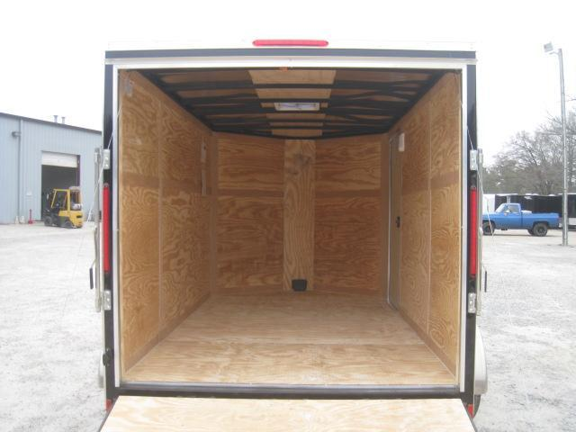 2019 Look Trailers Element 7x12 Enclosed Cargo Trailer