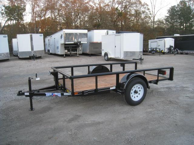 2019 Texas Bragg Trailers 5X10P Tilt Bed  Utility Trailer