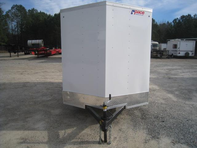 2019 Pace American Outback Economy 6 x 12 Enclosed Cargo Trailer