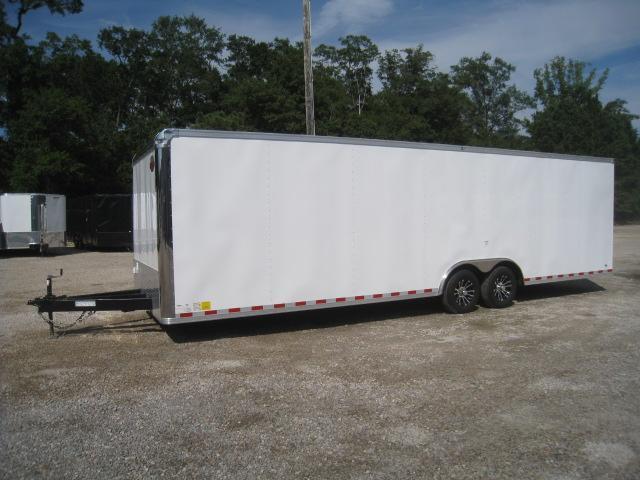 2019 Continental Cargo Sunshine 28' Car/Racing Trailer Loaded