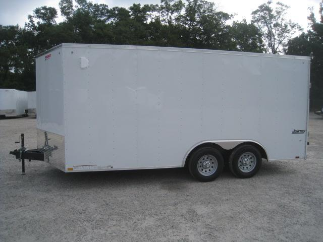 2019 Pace American Journey 16' Enclosed Cargo Trailer