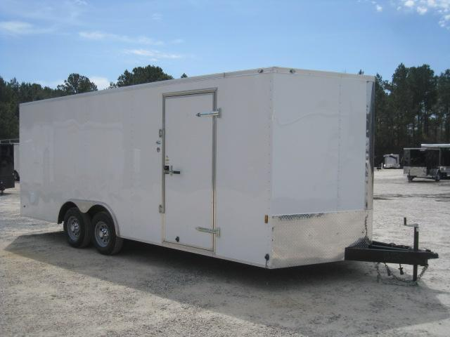 2019 Continental Cargo Sunshine 8.5x20 Car / Racing Trailer with 5200lb Axles
