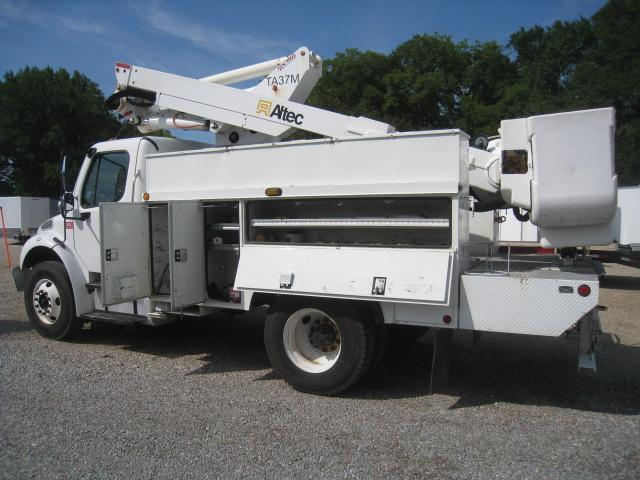 2008 Freightliner Bucket Truck with 45' Altec Boom