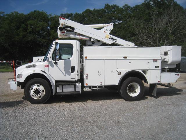 2008 Freightliner Bucket Truck with 45' Altec Boom