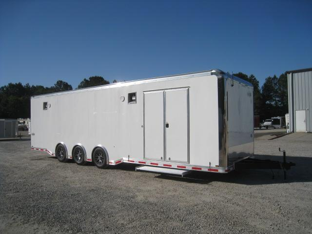 2018 Cargo Express Pro GT 32' Car / Racing Trailer Loaded