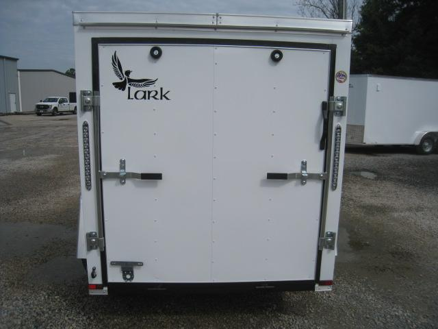 2020 Lark Economy 5 x 8 Enclosed Cargo Trailer
