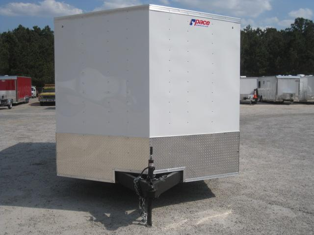 2019 Pace American Journey 8.5x18 Enclosed Cargo Trailer with 5200lb Axles