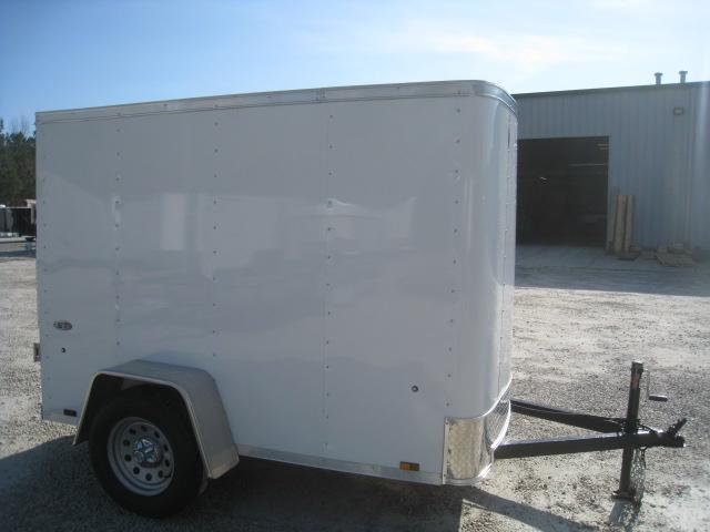 2019 Look Trailers ST 5 X 8 Enclosed Cargo Trailer in Ellerbe, NC
