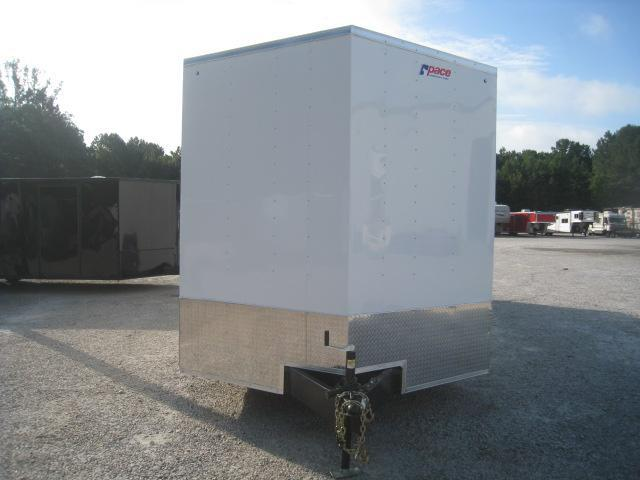 2019 Pace American Journey 28' Car / Racing Trailer with Extra Height and 110volt Package