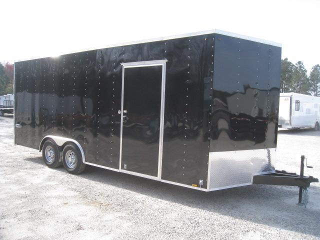 "2019 Look Trailers Element 20' Car / Racing Trailer with 7'6"" Inside Height"