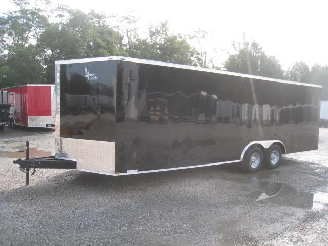 2019 Lark 8.5 X 24 Vnose Car / Racing Trailer