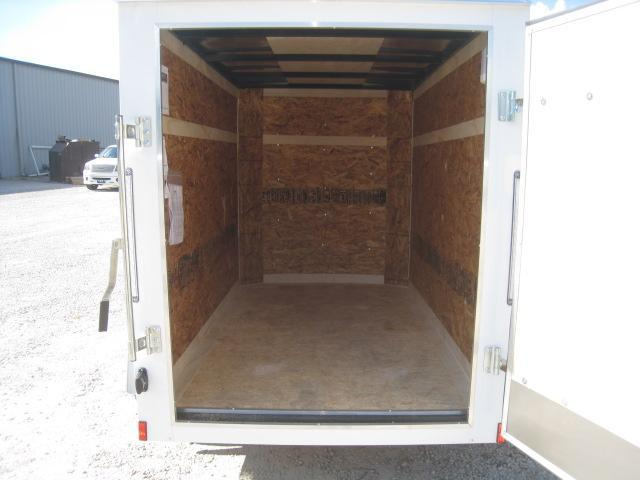 2019 Look Trailers ST Economy 5x8 Enclosed Cargo Trailer