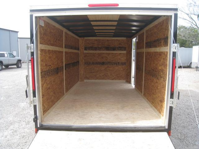 2019 Look Trailers ST 7x14 Economy Enclosed Cargo Trailer
