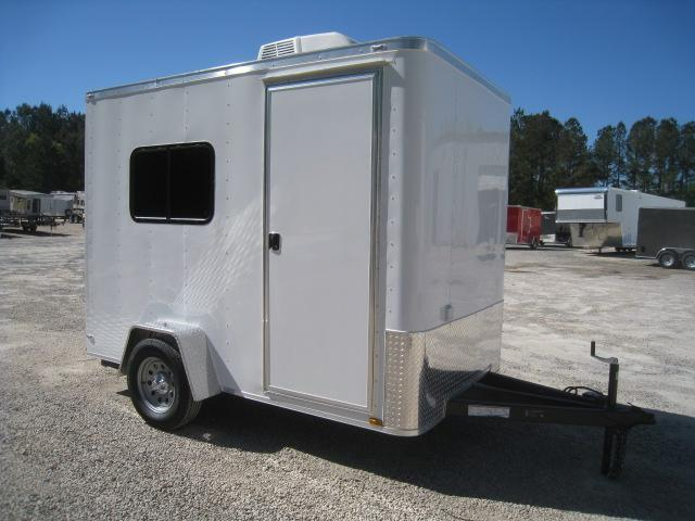 2019 Lark 6 X 10 Splicing Enclosed Cargo Trailer in Pope Army Airfield, NC
