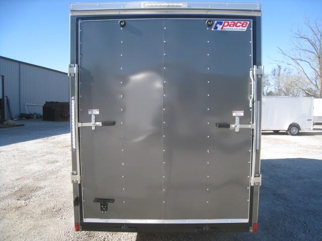 2019 Pace American Journey 6 x 14 Vnose 7' Inside Enclosed Cargo Trailer