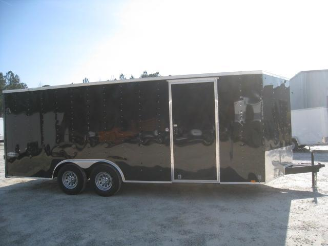 2019 Look Trailers Element 20' Enclosed Cargo Trailer in Brunswick, NC