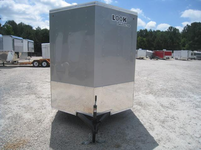 """2019 Look Trailers Element 6x14 Enclosed Cargo Trailer with 6'6"""" Inside Height"""
