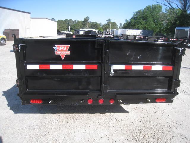 2020 PJ Trailers DL 83 x 14 Low Pro Dump Trailer