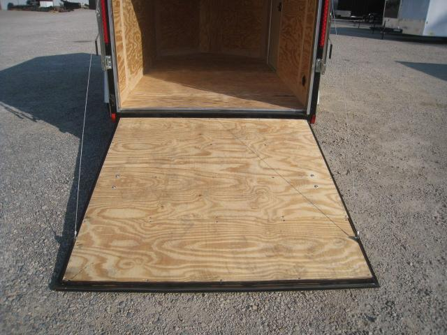 2019 Look Trailers Element 6x10 Vnose Enclosed Cargo Trailer