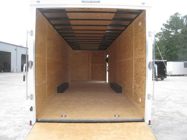 """2020 Continental Cargo Sunshine 28' Car / Racing Trailer with 12"""" Extra Height"""