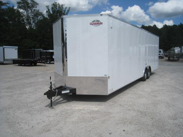 "2020 Continental Cargo Sunshine 28' Car / Racing Trailer with 12"" Extra Height"