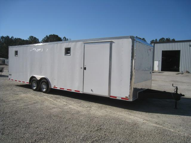2019 Pace American Journey 28 Car / Racing Trailer