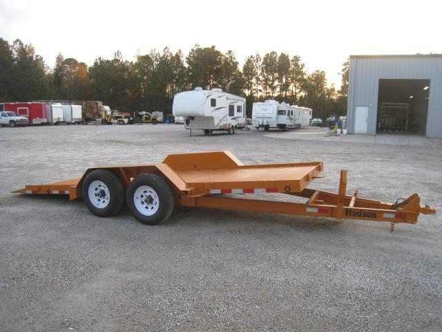2019 Hudson Brothers HD14 (5) Ton 16' Tilt Equipment Trailer
