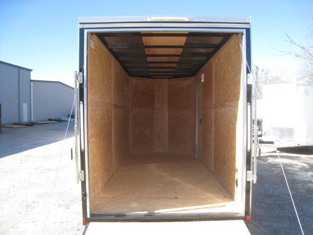 2019 Pace American Journey 6 x 14 Vnose Enclosed Cargo Trailer with 7' Inside Height