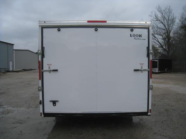 2019 Look Trailers Element 8.5x20 Car / Racing Trailer with Upgrades