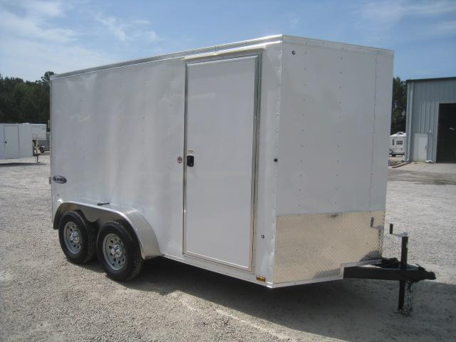 2019 Look Trailers Element 6x12 Tandem Axle Enclosed Cargo Trailer