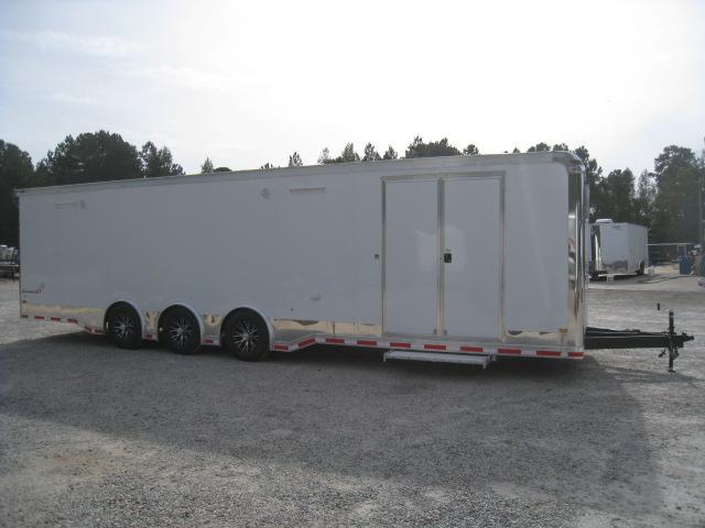 2019 Pace American Shadow 32 Car / Racing Trailer
