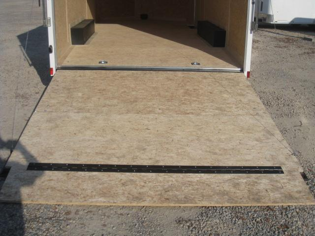 """2019 Pace American Journey 8.5x20 Vnose 7'6"""" Inside Height Car / Racing Trailer"""