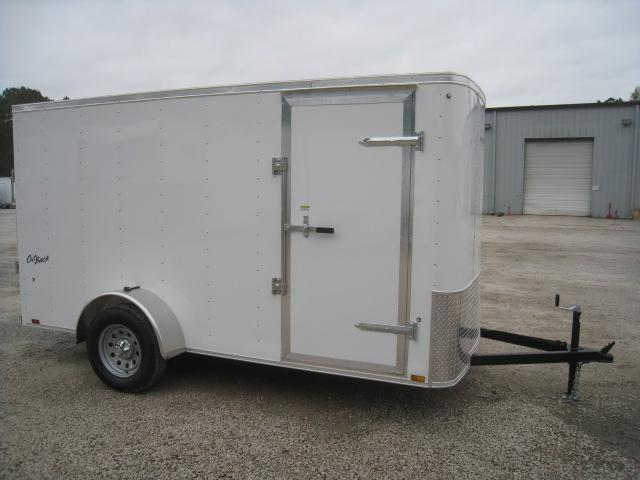 2019 Pace American Outback 6 x 12 Economy Enclosed Cargo Trailer