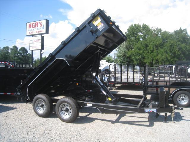 2018 Texas Bragg Trailers 6X12 General Purpose Heavy Duty Dump Trailer
