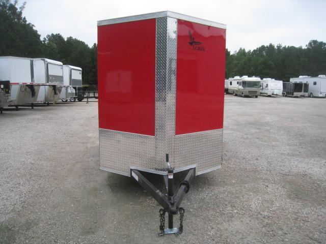 2019 Lark 6 X 12 Vnose Vendor Trailer
