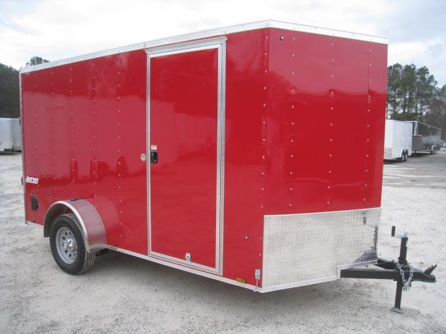 2019 Pace American Journey 6 x 12 Vnose Enclosed Cargo Trailer in Trenton, NC
