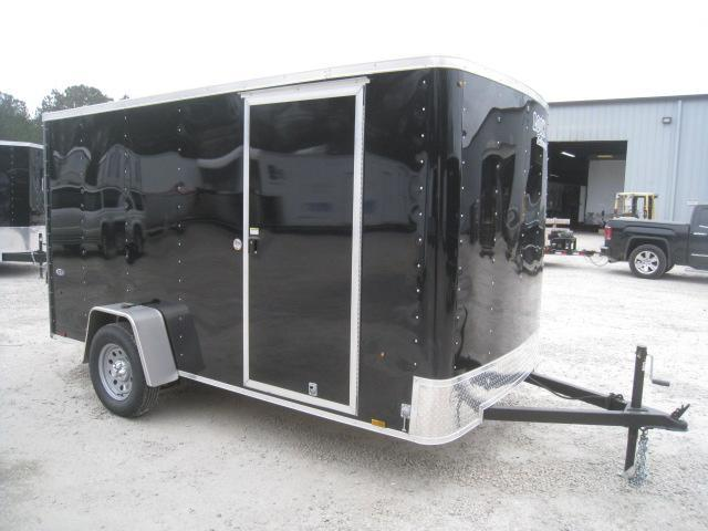 2020 Look Trailers ST 6 X 12 Enclosed Cargo Trailer