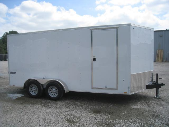 2019 Pace American Journey 7x16 Vnose Enclosed Cargo Trailer