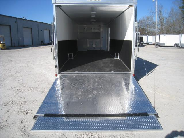 2019 Pace American Journey 28 Loaded Car / Racing Trailer