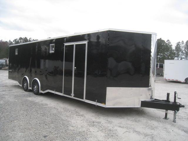 2019 Look Trailers Vision 28' Loaded Vnose Car / Racing Trailer in Ashburn, VA
