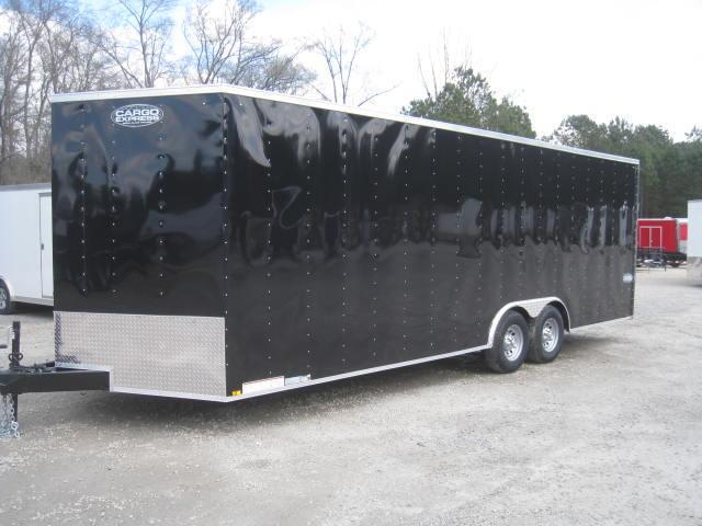 2019 Cargo Express XLW 8.5X24 Car / Racing Trailer with 7' Inside Height