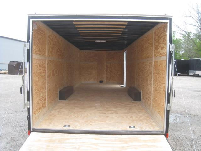 2019 Pace American Journey 8.5x28  Car / Racing Trailer