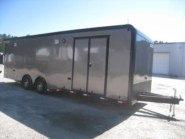 2019 Haulmark Edge 28' Loaded Car / Racing Trailer