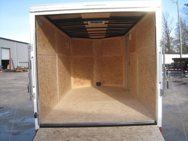 2020 Pace American Journey 7x14 Vnose Enclosed Cargo Trailer