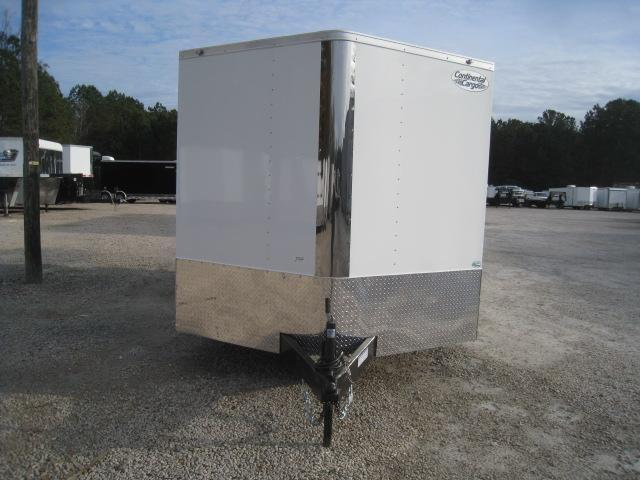 2019 Continental Cargo Sunshine 8.5 x 16 Vnose Enclosed Cargo Trailer with 5200LB Axles