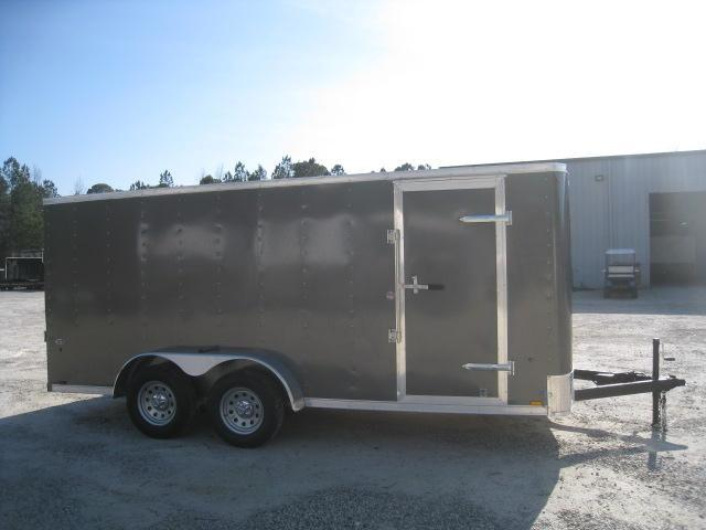 2019 Look Trailers ST Economy 7x16 Enclosed Cargo Trailer in Trenton, NC